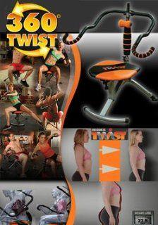 AB DOER TWIST ABDOER 360° Twist + E Book gratis Super ich bin fit