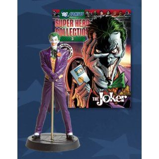 DC Comics Super Hero Collection #3: Joker (Figur & Magazin):