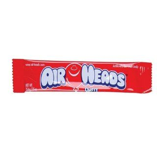 Wholesale Candy (Lot of 144) Cherry Airheads. Bulk Candy Individually