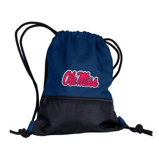 Ole Miss Drawstring Backpack