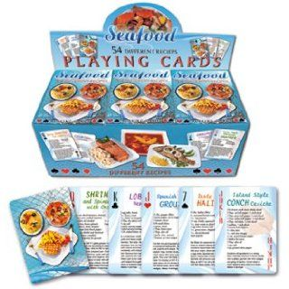 Recipes Playing Cards   Case Pack 144 SKU PAS1076830