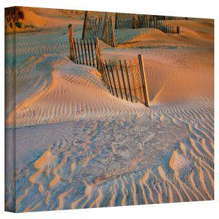 Steve Ainsworth Dune Patterns II Gallery Wrapped Canvas Today $50