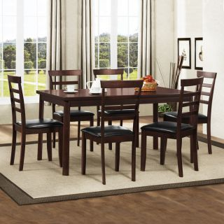 Springvale 7 piece Deep Ash Dining Set