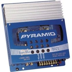 PYRAMID Super Blue PB442X 4 Channel Car Amplifier