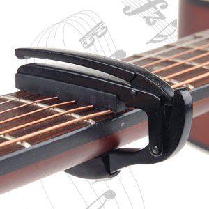 Profi Kapodaster Capo Capodaster Kapo für fast alle Gitarre Gitarren