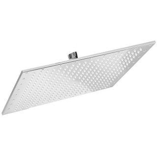 Thin Brass 16 inch Square Shower Head