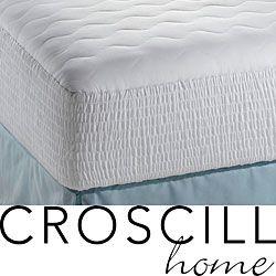 Croscill Egyptian Cotton Mattress Pad Today $36.99   $44.99 4.3 (228