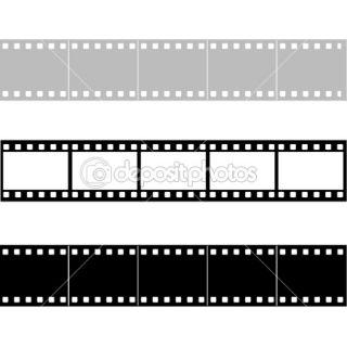 Film.Vector image  Stock Vector © Inga Ceksa #1460348