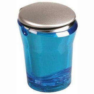 Lampa 65459 Aschenbecher Luminus mit blauer LED Beleuchtung