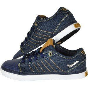 Adidas Vespa GS Low Sneaker blau Schuhe & Handtaschen