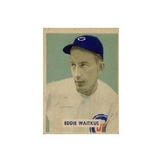 1949 Bowman #142 Eddie Waitkus RC   VG EX Collectibles