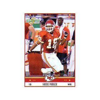 2005 Score #142 Samie Parker Collectibles