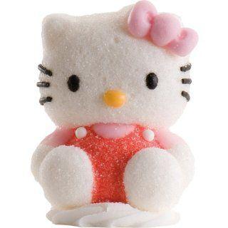 Dekoback Tortendeko Hello Kitty Marshmallows 2D (2 teilig), 1 er Pack