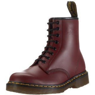 Dr. Martens 1460Z Smooth Cherry Red 11822600 Unisex Erwachsene Stiefel