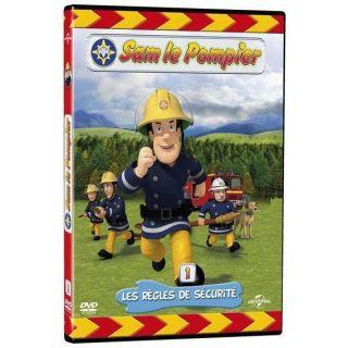 DVD DESSIN ANIME DVD Sam le pompier, vol. 1  les règles de sécu