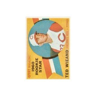 1960 Topps #146 Ted Wieand RS RC   VG Collectibles