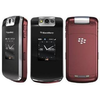 Blackberry Pearl Flip 8220 Red GSM Unlocked Cell Phone