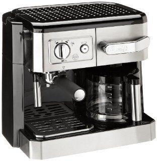 DeLonghi BCO 420 Kombi Kaffeemaschine / 15 Bar / ESE System