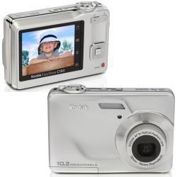Kodak Easyshare C180 10.2MP Digital Camera and Accessory Kit