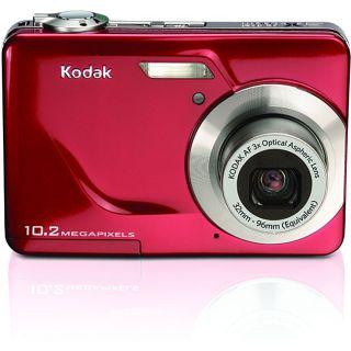 Kodak C180 10MP Red Digital Camera (Refurbished)