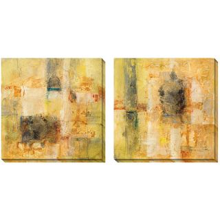 Jane Bellows Mysterious Ways Canvas Art Set