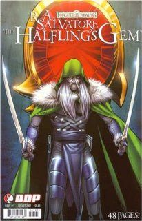 Salvatore The Halflings Gem Comic Book #1 (Forgotten Realms) R