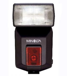 Minolta 3600HS D Flash For Maxxum/DiMAGE Series (Refurbished