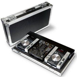 Pioneer PRO 420FLT Flightcase für DJM 400 / 2xCDJ 200: