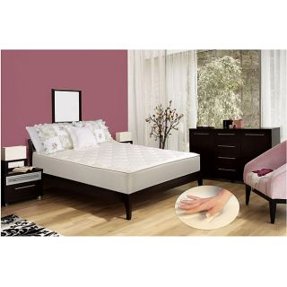 Select Luxury 12 inch Queen size Memory Foam Mattress with Quilted