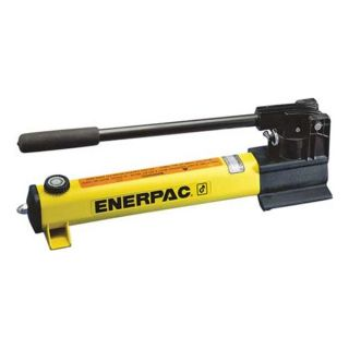 Enerpac P2282 Hydraulic Hand Pump, 2 Speed, 60 cu in