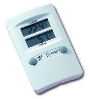 TFA 30.5000.02 elektronischer Thermo Hygrometer Garten