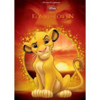 Disney König der Löwen Classic Luxusausgabe mit Stanzung und