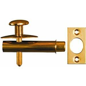 National #N216 143 Brass Mortise GP Bolt
