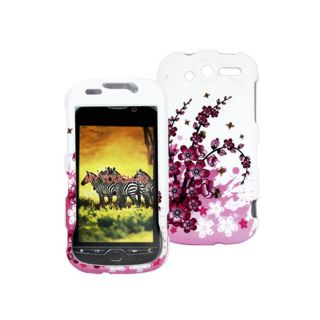 Spring Flower Snap On Protector Hard Case for HTC Mytouch 4G