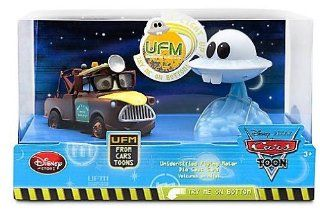 Disney / Pixar CARS Movie Exclusive 148 Die Cast 2Pack
