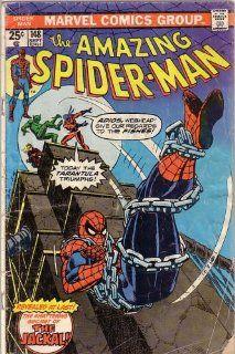 Marvel The Amazing Spider Man (Vol. 1 No. 148 September 1975) (Jackal