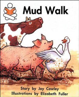 Mud Walk (Lrt) Pack of 6 (B10): Joy Cowley: 9780322017320: