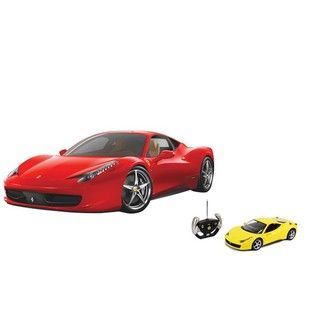 14 Scale Ferrari 458 Italia Sports Car Radio Control Car