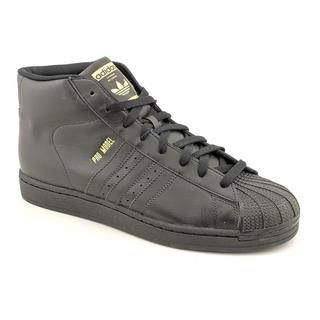 Adidas Mens Pro Model Leather Casual Shoes