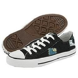 Converse Chuck Taylor® All Star® Patches Ox Black/Banana/Blue (11B