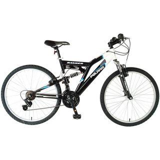 Polaris Ranger Mens Dual Suspension Bicycle