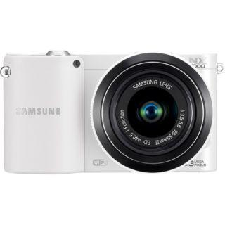 Samsung NX1000 20.3 Megapixel Mirrorless Camera (Body with Lens Kit