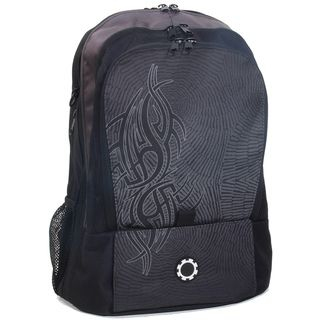 DadGear Backpack Diaper Bag in Maori Night