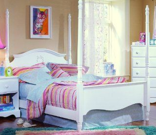Carolina Cottage Full Princess Bed   417140/143/419400