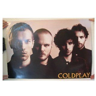 Coldplay Poser Band Sho Commercial