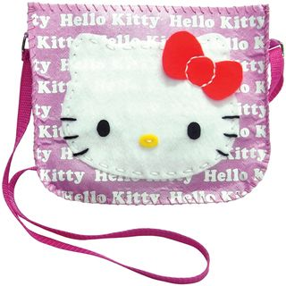 Sew A Hello Kitty Kit Shoulder Bag