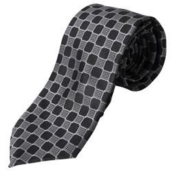 Boston Traveler St. P Mens Microfiber Tie and Hanky Set