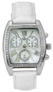 Lucien Piccard Womens Moon Dance Diamond Watch