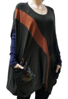CARACLAN Damen Long Pullover Tunika 1337 Limited Edition 2012
