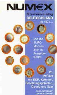 Numex Münzenkatalog Deutschland ab 1871: Erik Masuch